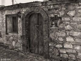 Stone house by BillyNikoll