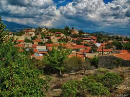 Village of Lofou by BillyNikoll