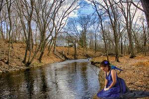 Silent Reflection by BillyNikoll
