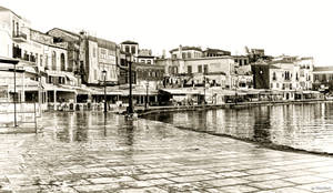 The Chania old port v2