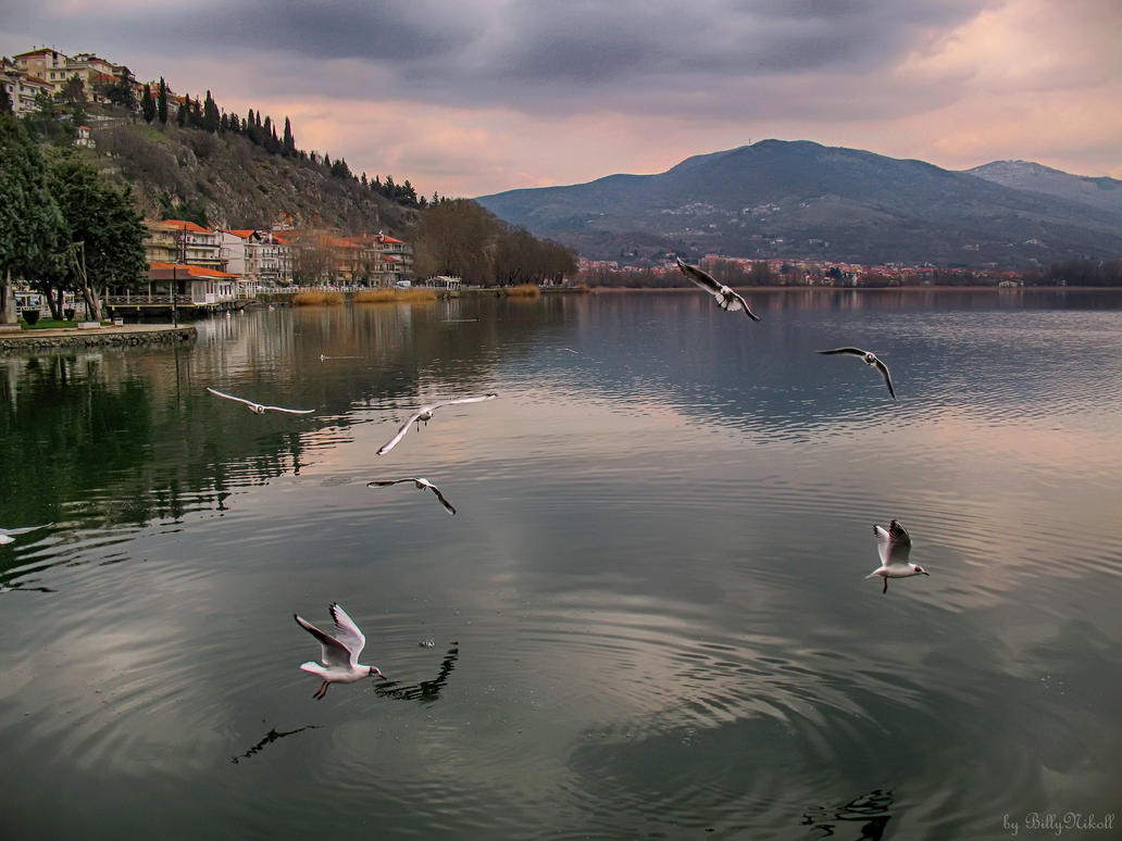Kastoria City V by BillyNikoll