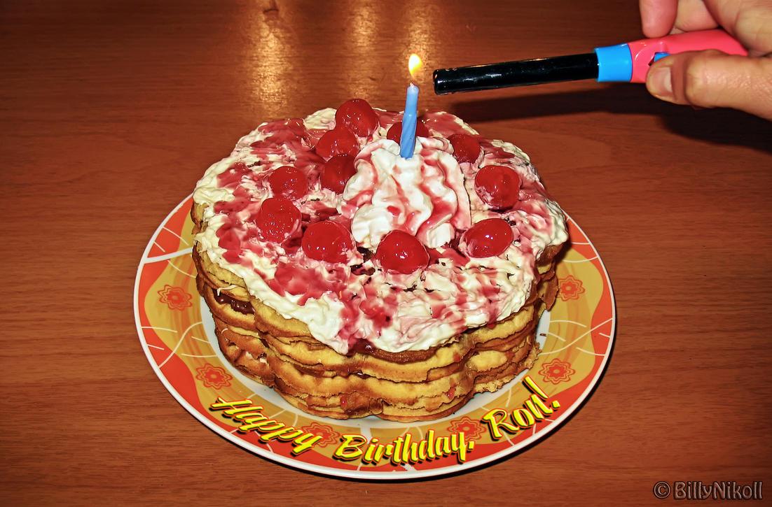Happy Birthday Ron By Billynikoll On Deviantart