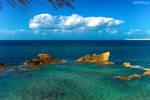 Between Sky and Sea by BillyNikoll