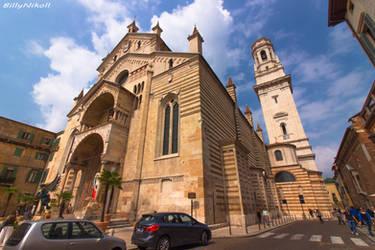 Duomo Verona by BillyNikoll