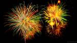 Fireworks IX by BillyNikoll
