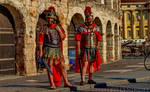 Romans in Verona Arena 89 by BillyNikoll