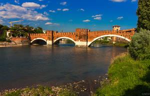 Adige River XVII by BillyNikoll