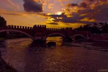 Adige River XIX by BillyNikoll