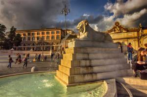 Piazza del Popolo VI