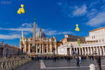 St. Peter's Basilica in the Vatican City I