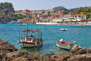 Parga II by BillyNikoll