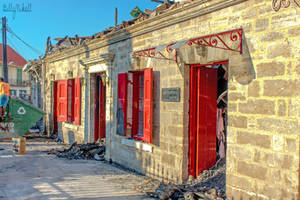 Burnt Tavern by BillyNikoll