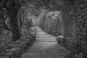 Stone path by BillyNikoll