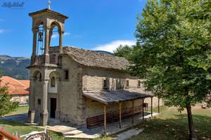 Old Stone Church by BillyNikoll