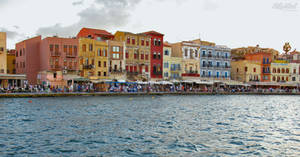 A Walking Tour of Chania Old Harbor
