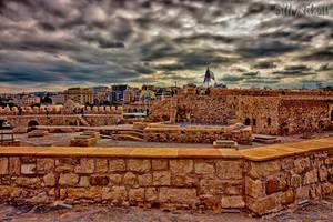 Venetian Fortress of Koules HDR II by BillyNikoll