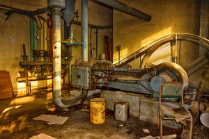 Tubes and Pumps II by BillyNikoll