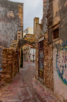Neighborhoods Of The Old City of Chania I by BillyNikoll
