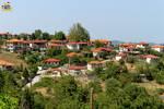 A Greek mountain village by BillyNikoll