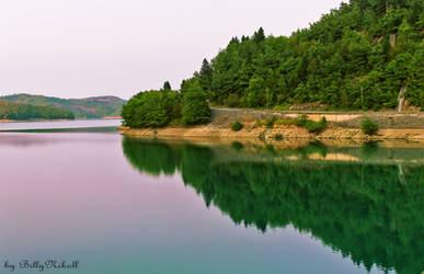 Lake Plastiras VII