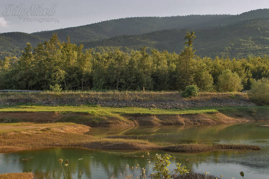 Lake Plastiras XI