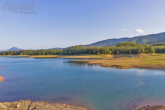 Lake Plastiras XII