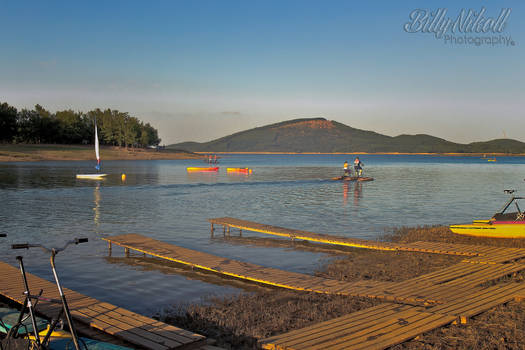 Lake Plastiras XIV