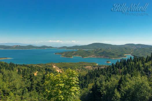 Lake Plastiras XVI