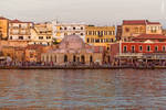 The old port of Chania v4 by BillyNikoll