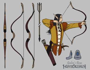 Kentauroi - Galen's bow