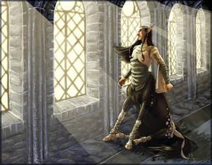 Kentauroi -Galen at the Window