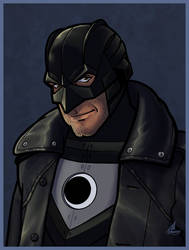Midnighter Detail by JillJohansen
