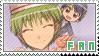 Hanabusa Fan Stamp by zRainbowStars
