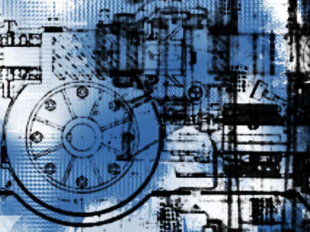Mechanical Wallpaper by 98433  Mechanical Wallpaper