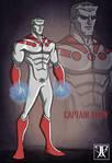 Captain Atom Redesign