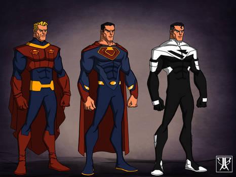 Superman Evolution 2