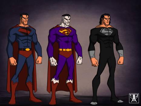 Superman Evolution 3