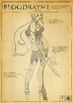 Killer Instinct - Bloodrayne - character guest S3