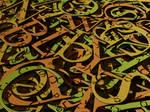 Typographic Tempest IV