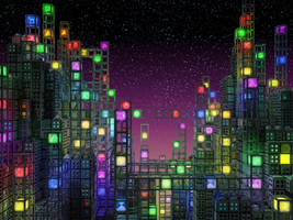 Cube Town 117 by jleoc