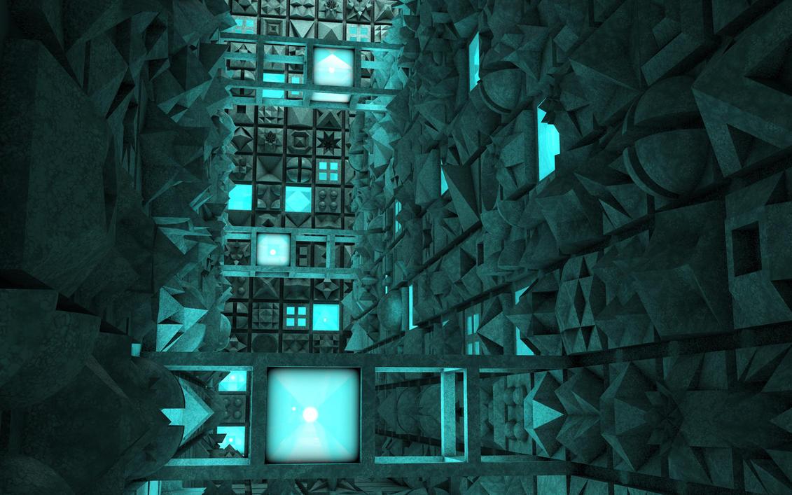 Cube Alley 2013 15 by Jollard