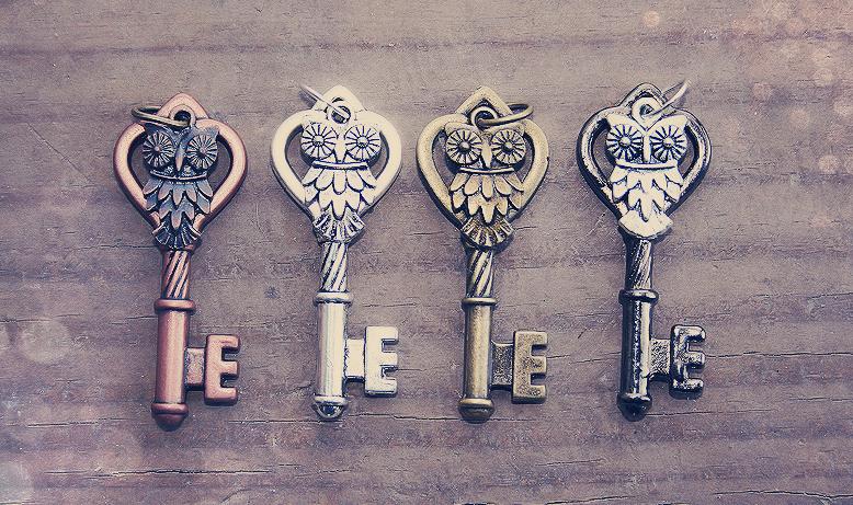 Owl Key Family by MythicalFolk