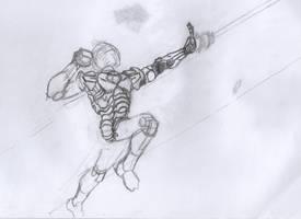 Action Shots :: Light Knight MK3, rev.3b (2)