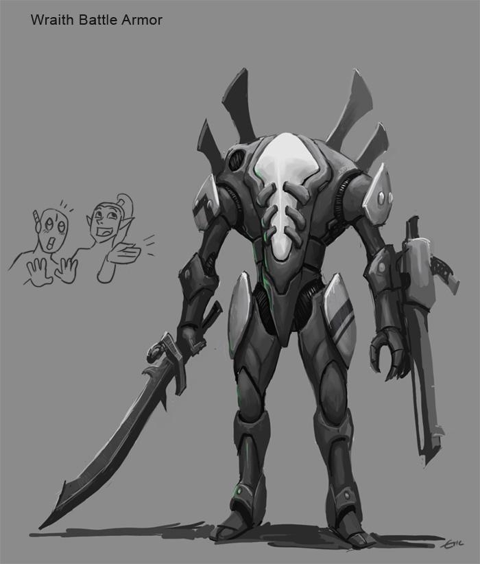 Pick before entering: Your battlesuit armor [1][2][3][4][5 ...