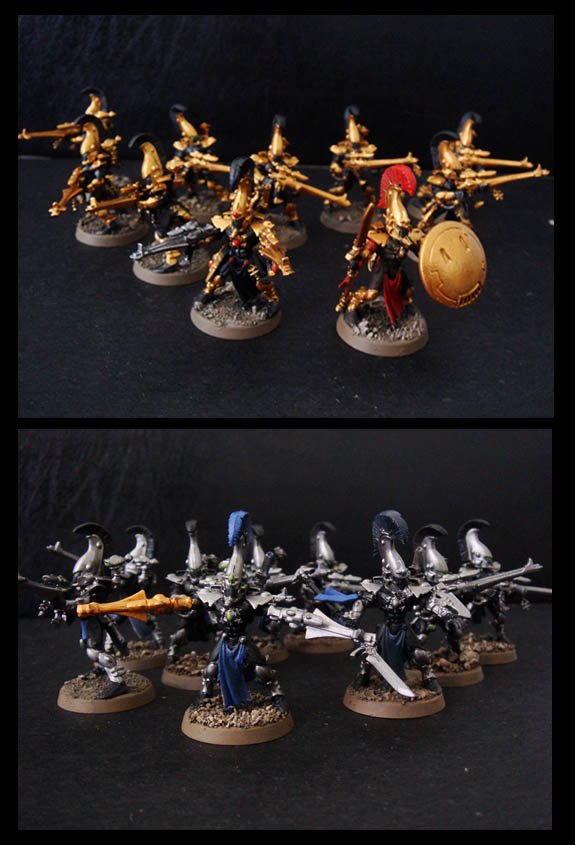 Eldar army dire avengers by thevampiredio on deviantart eldar army dire avengers by thevampiredio publicscrutiny Image collections