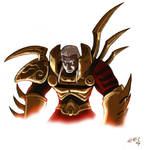 armored kain
