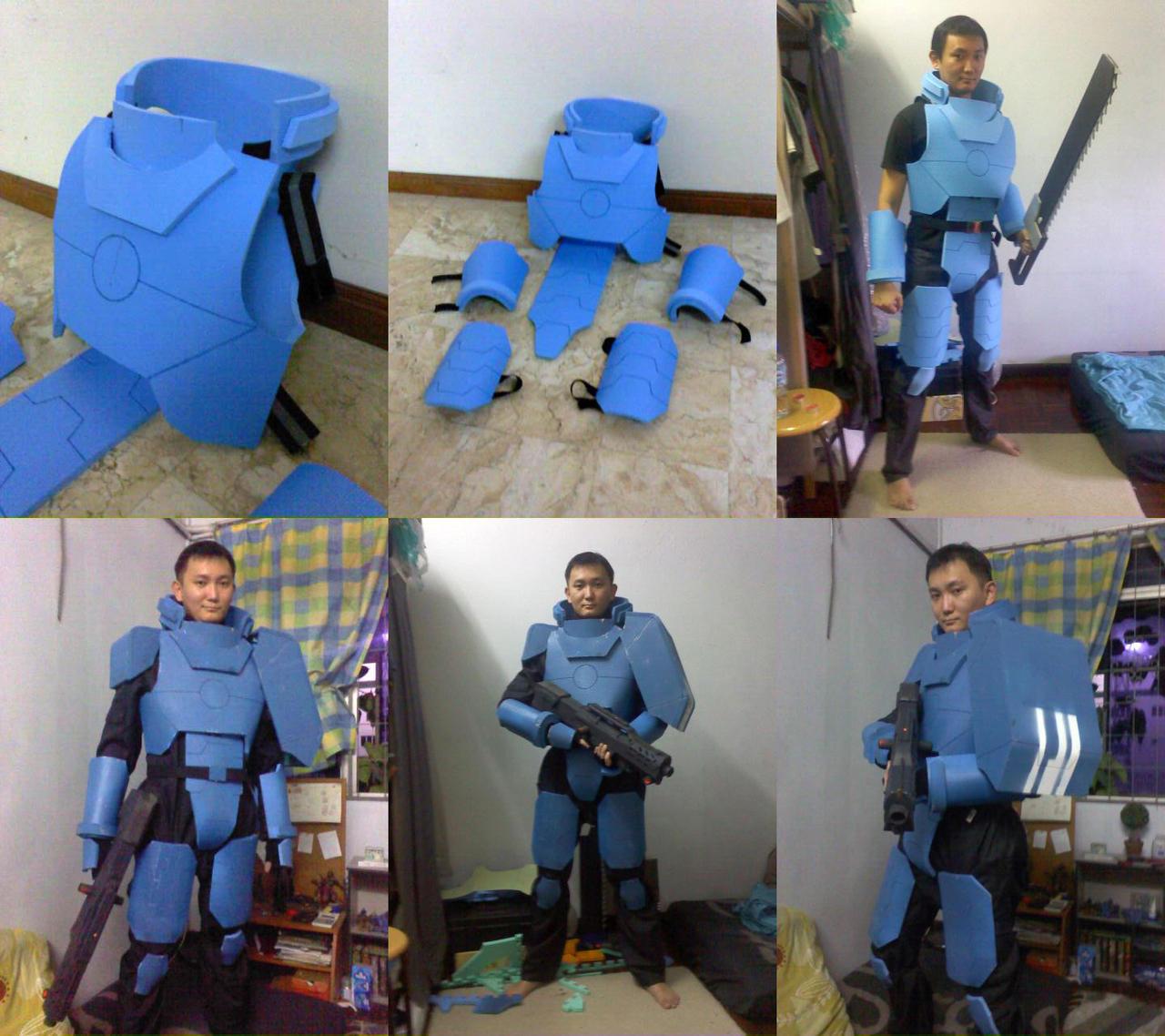 mai tau cosplay by thevampiredio