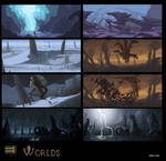 worlds environments