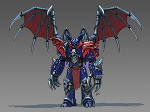 Nightlord-Master of the night