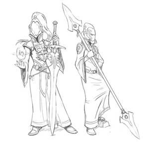 Warlocks Council